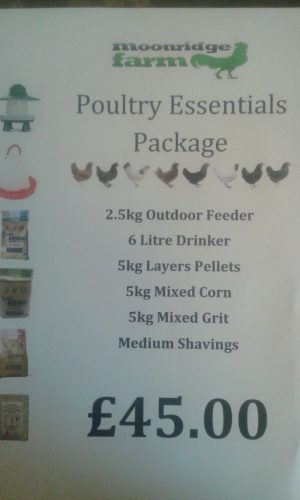 Poultry Essentials Package